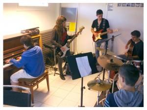 Classe de Musiques Actuelles