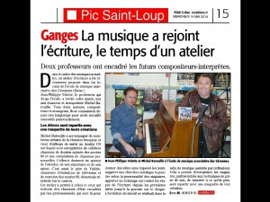 EMAC article Midi Libre 14052014