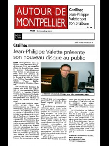JPV CD article MidiLibre 16122010