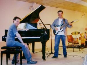 Samuel Ferrères et Jean Philippe Valette Ganges 2004
